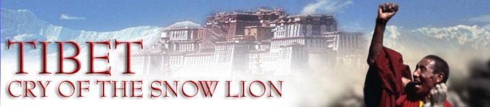 Cry of the Snow LIon DVD
